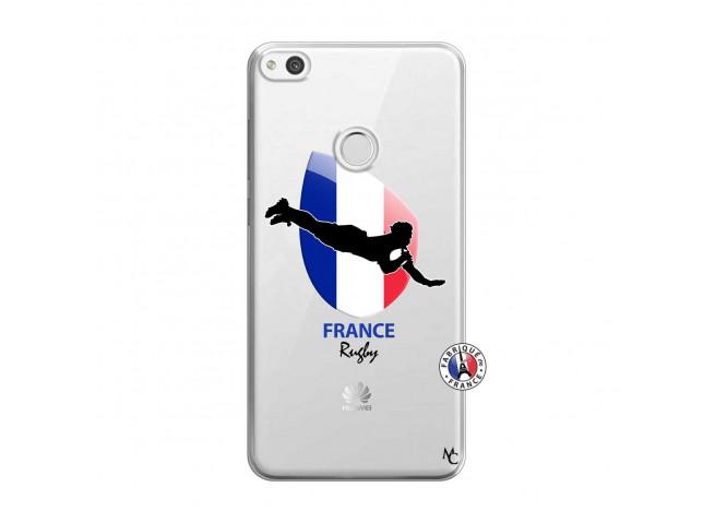 Coque Huawei P9 Lite Coupe du Monde de Rugby-France