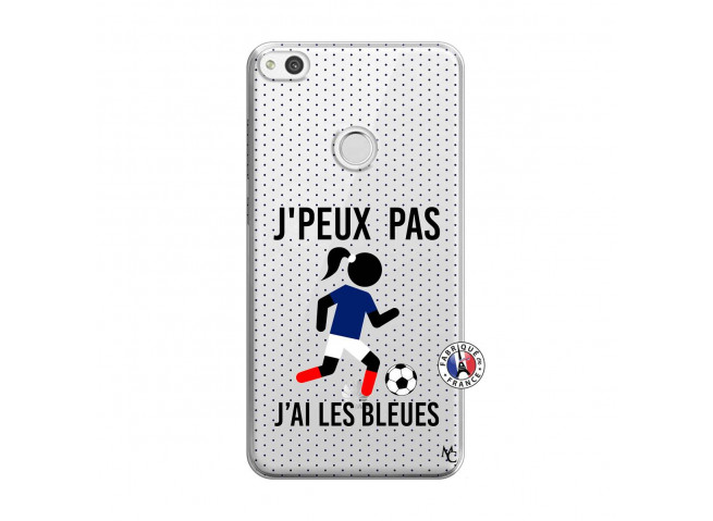 Coque Huawei P9 Lite Je Peux Pas J Ai Les Bleues Maillot