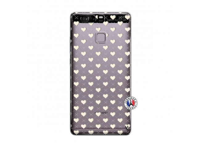 Coque Huawei P9 Little Hearts