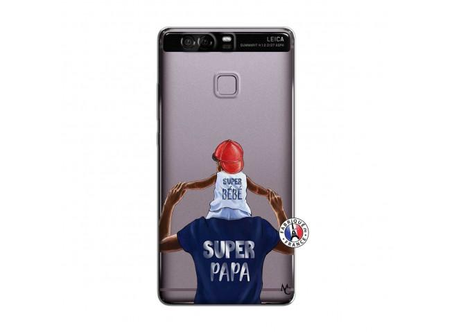 Coque Huawei P9 Papa Super Heros