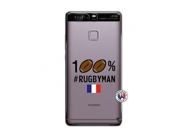 Coque Huawei P9 100% Rugbyman