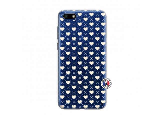 Coque Huawei Y5 2018 Little Hearts