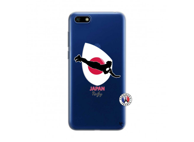 Coque Huawei Y5 2018 Coupe du Monde Rugby-Japan