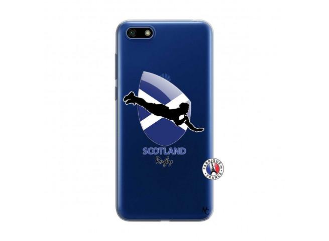 Coque Huawei Y5 2018 Coupe du Monde Rugby-Scotland