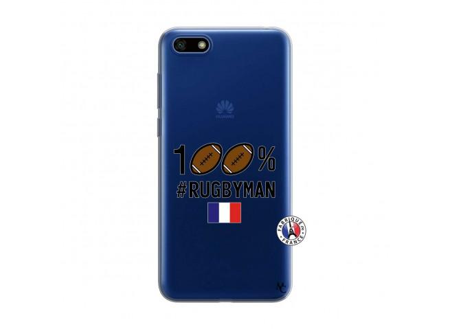 Coque Huawei Y5 2018 100% Rugbyman