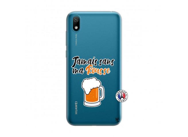 Coque Huawei Y5 2019 Jamais Sans Ma Rousse