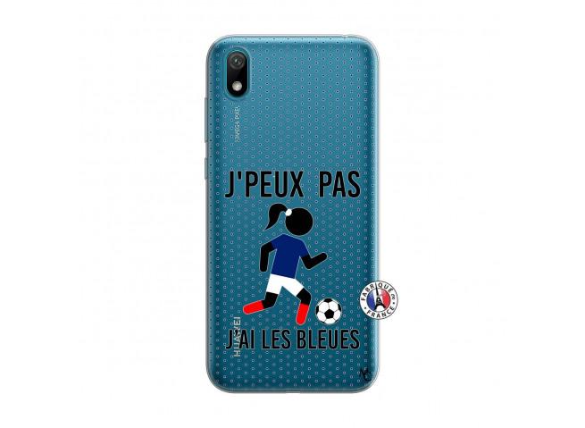 Coque Huawei Y5 2019 Je Peux Pas J Ai Les Bleues Maillot