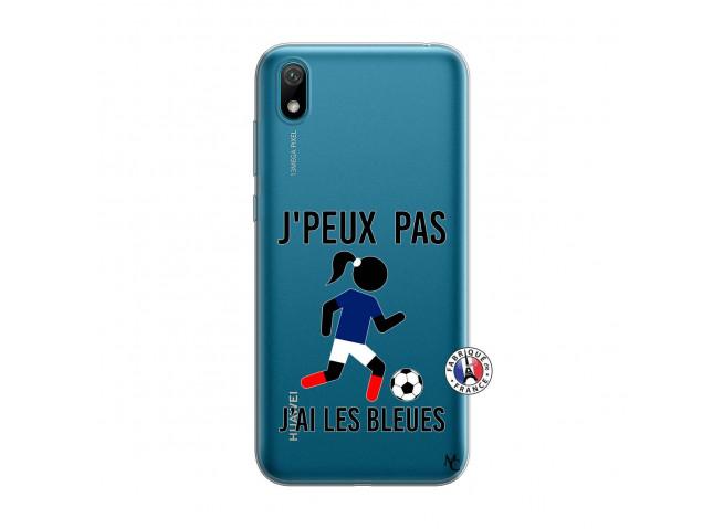 Coque Huawei Y5 2019 Je Peux Pas J Ai Les Bleues