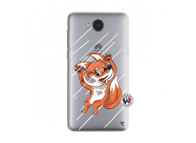 Coque Huawei Y6 2017 Fox Impact