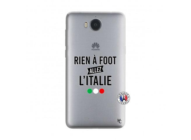 Coque Huawei Y6 2017 Rien A Foot Allez L'Italie