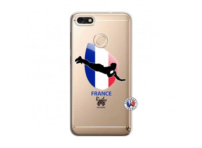 Coque Huawei Y6 2018 Coupe du Monde de Rugby-France