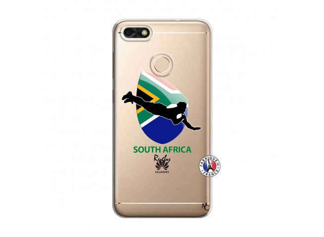 Coque Huawei Y6 2018 Coupe du Monde Rugby-South Africa