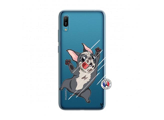 Coque Huawei Y6 2019 Dog Impact