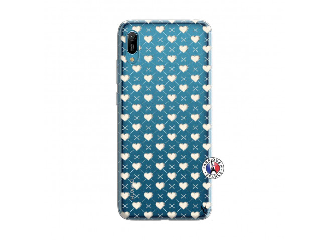 Coque Huawei Y6 2019 Little Hearts