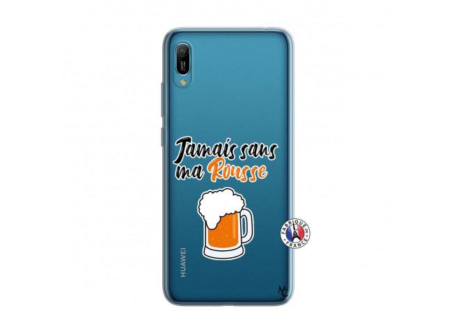Coque Huawei Y6 2019 Jamais Sans Ma Rousse