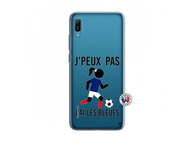 Coque Huawei Y6 2019 Je Peux Pas J Ai Les Bleues