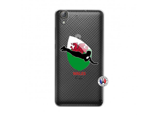 Coque Huawei Y6 2 Coupe du Monde Rugby-Walles