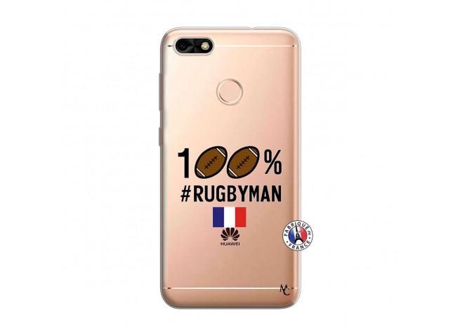Coque Huawei Y6 PRO 2017 100% Rugbyman