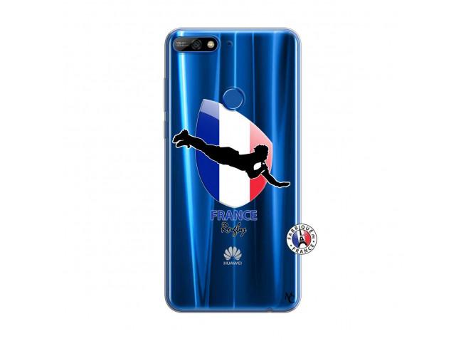 Coque Huawei Y7 2018 Coupe du Monde de Rugby-France