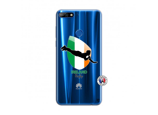 Coque Huawei Y7 2018 Coupe du Monde Rugby-Ireland