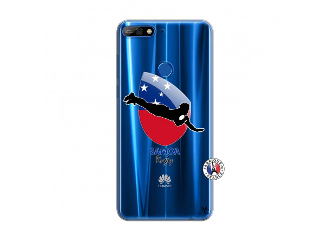 Coque Huawei Y7 2018 Coupe du Monde Rugby-Samoa