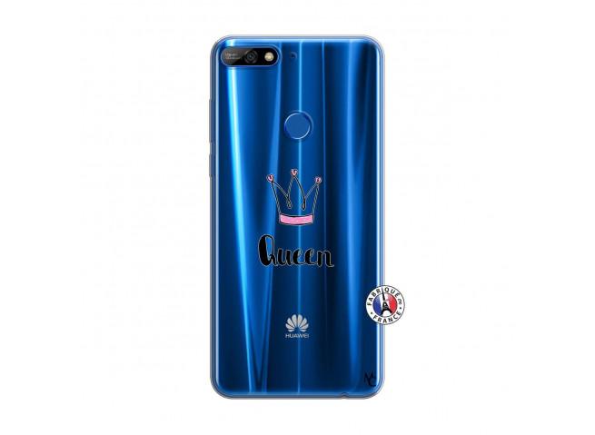 Coque Huawei Y7 2018 Queen