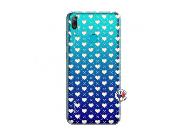 Coque Huawei Y7 2019 Little Hearts