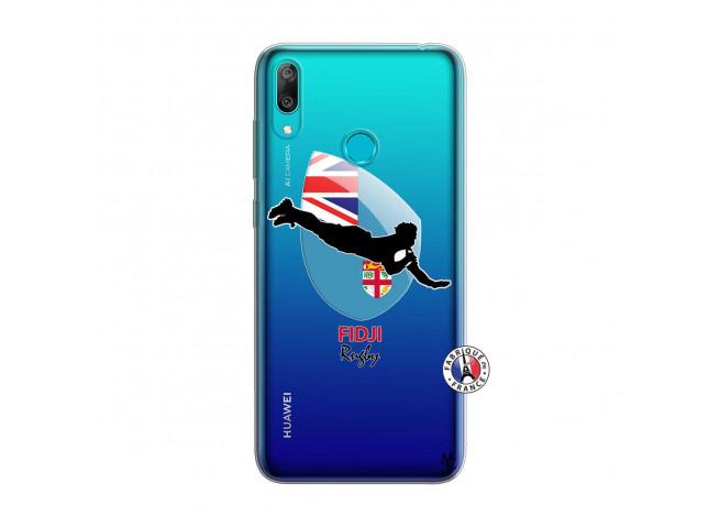 Coque Huawei Y7 2019 Coupe du Monde Rugby Fidji