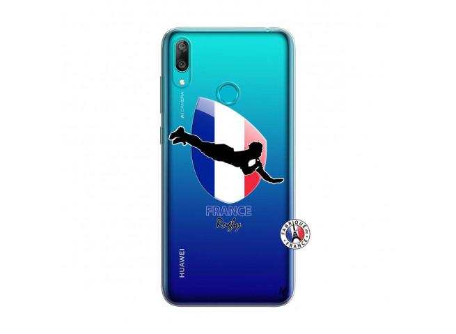 Coque Huawei Y7 2019 Coupe du Monde de Rugby-France