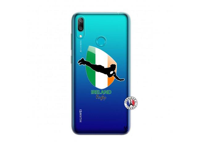 Coque Huawei Y7 2019 Coupe du Monde Rugby-Ireland