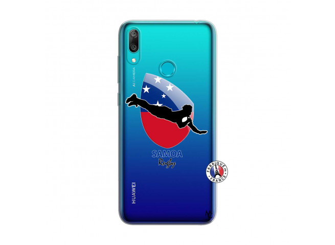 Coque Huawei Y7 2019 Coupe du Monde Rugby-Samoa