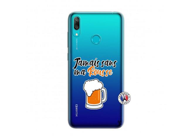 Coque Huawei Y7 2019 Jamais Sans Ma Rousse