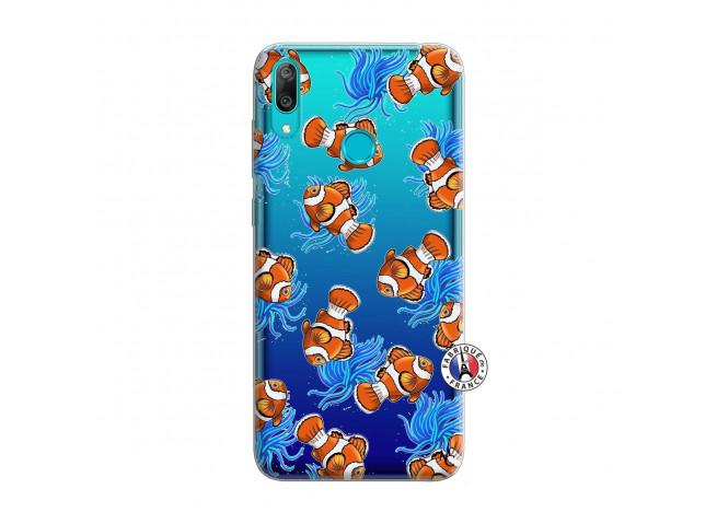 Coque Huawei Y7 2019 Poisson Clown