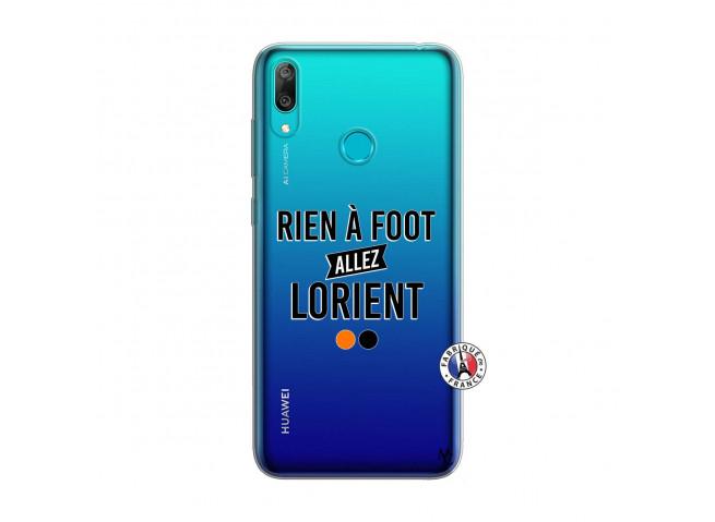 Coque Huawei Y7 2019 Rien A Foot Allez Lorient