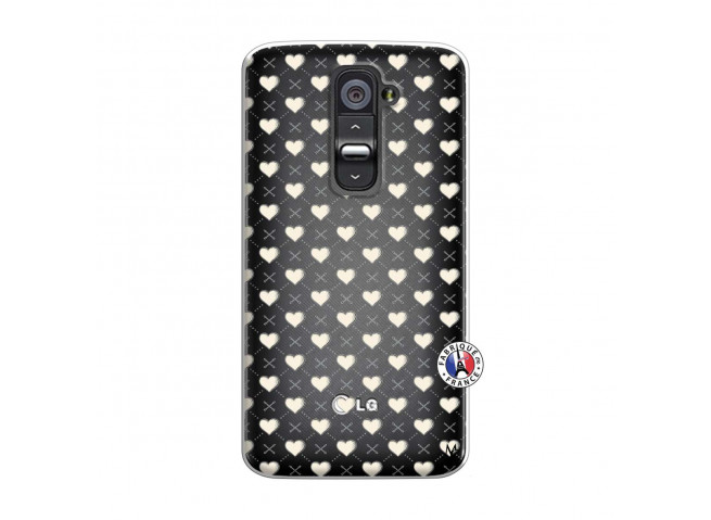 Coque Lg G2 Little Hearts