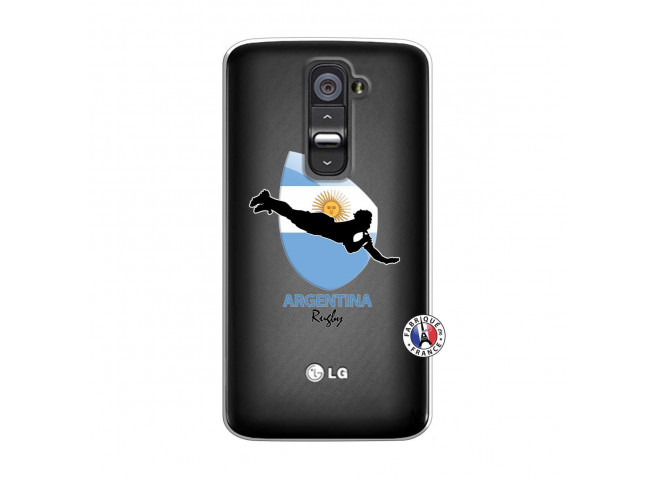 Coque Lg G2 Coupe du Monde Rugby-Argentina
