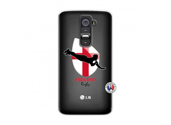 Coque Lg G2 Coupe du Monde Rugby-England