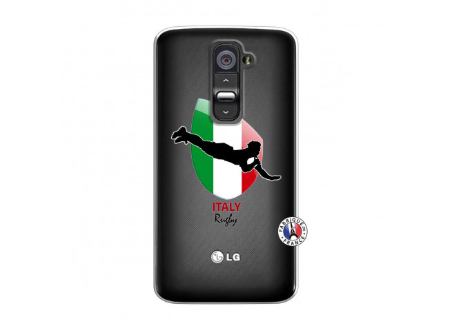 Coque Lg G2 Coupe du Monde Rugby-Italy