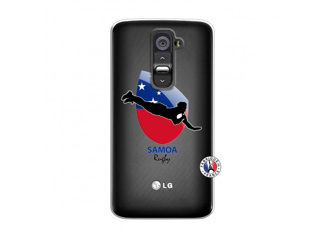 Coque Lg G2 Coupe du Monde Rugby-Samoa