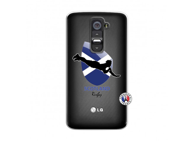 Coque Lg G2 Coupe du Monde Rugby-Scotland