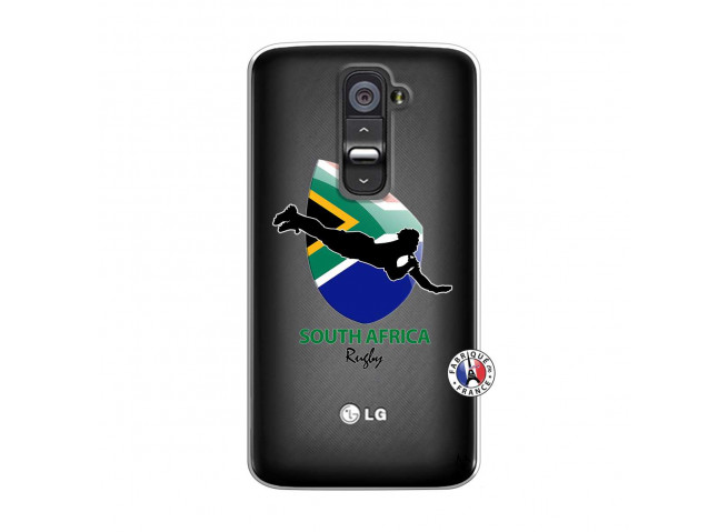 Coque Lg G2 Coupe du Monde Rugby-South Africa