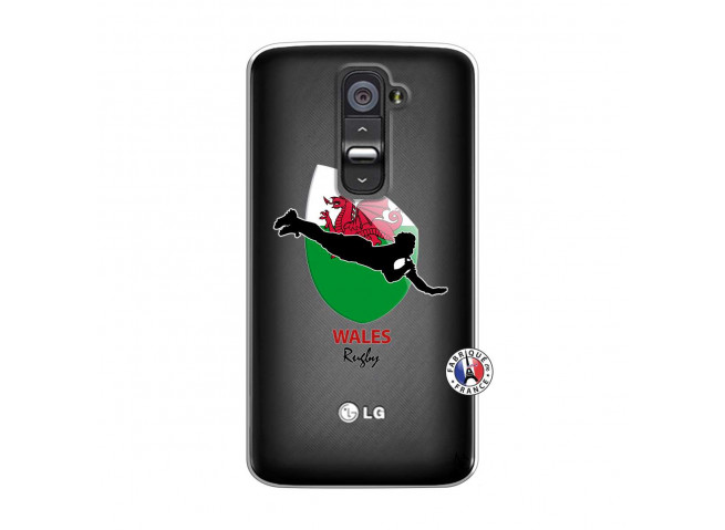 Coque Lg G2 Coupe du Monde Rugby-Walles