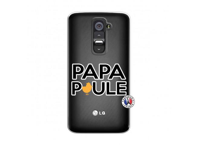 Coque Lg G2 Papa Poule
