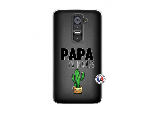 Coque Lg G2 Papa Tu Piques
