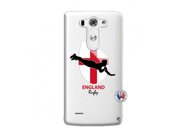 Coque Lg G3 Coupe du Monde Rugby-England