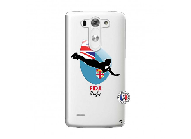 Coque Lg G3 Coupe du Monde Rugby Fidji