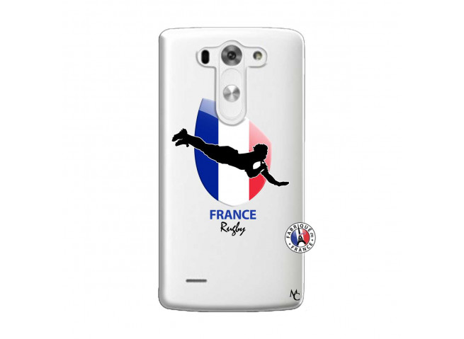 Coque Lg G3 Coupe du Monde de Rugby-France
