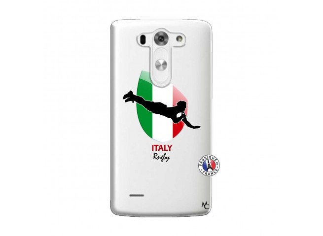 Coque Lg G3 Coupe du Monde Rugby-Italy