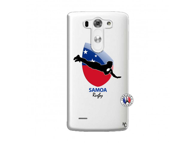 Coque Lg G3 Coupe du Monde Rugby-Samoa