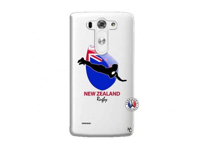 Coque Lg G3 Coupe du Monde Rugby- Nouvelle Zélande